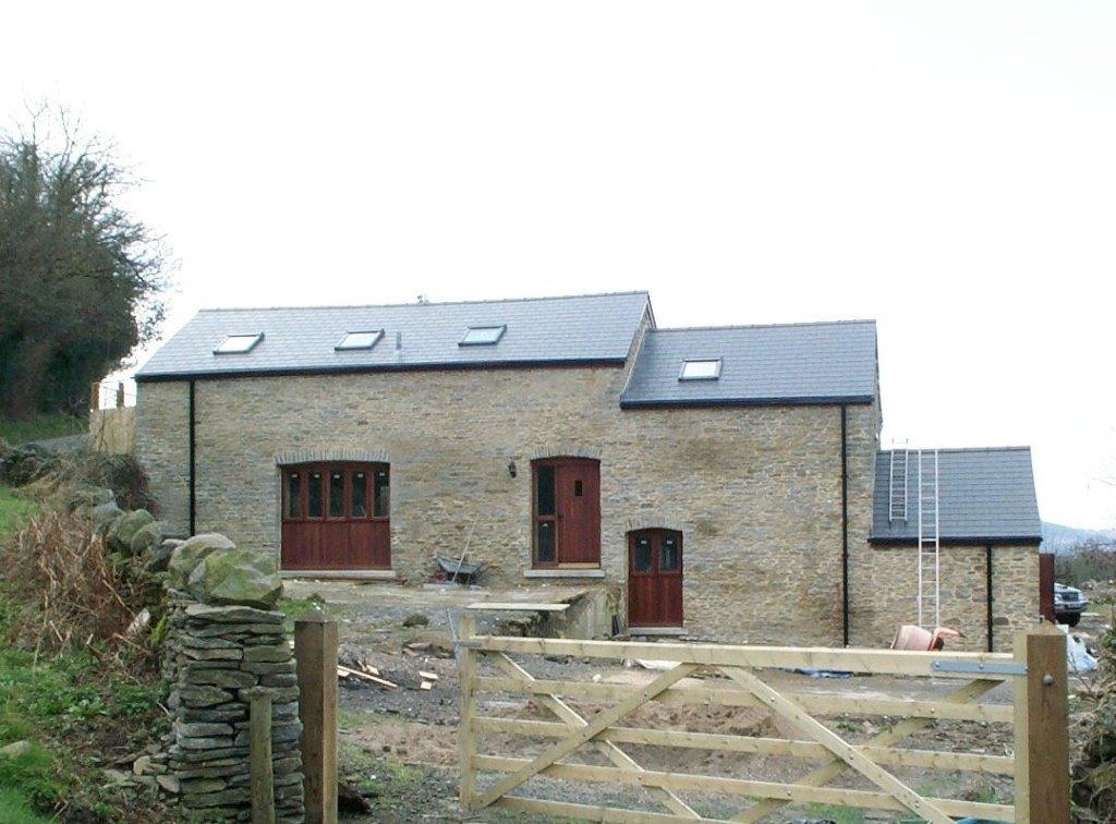 Barn Conversion Advanced Stage