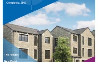 CS 270 - New Build Development, Holmfirth, West Yorkshire