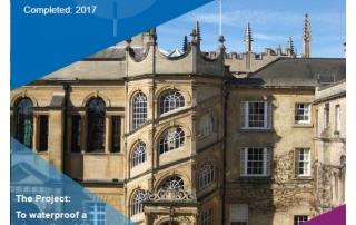 Cellar Waterproofing Oxford