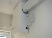 Condensation Ventilation Unit Fitted