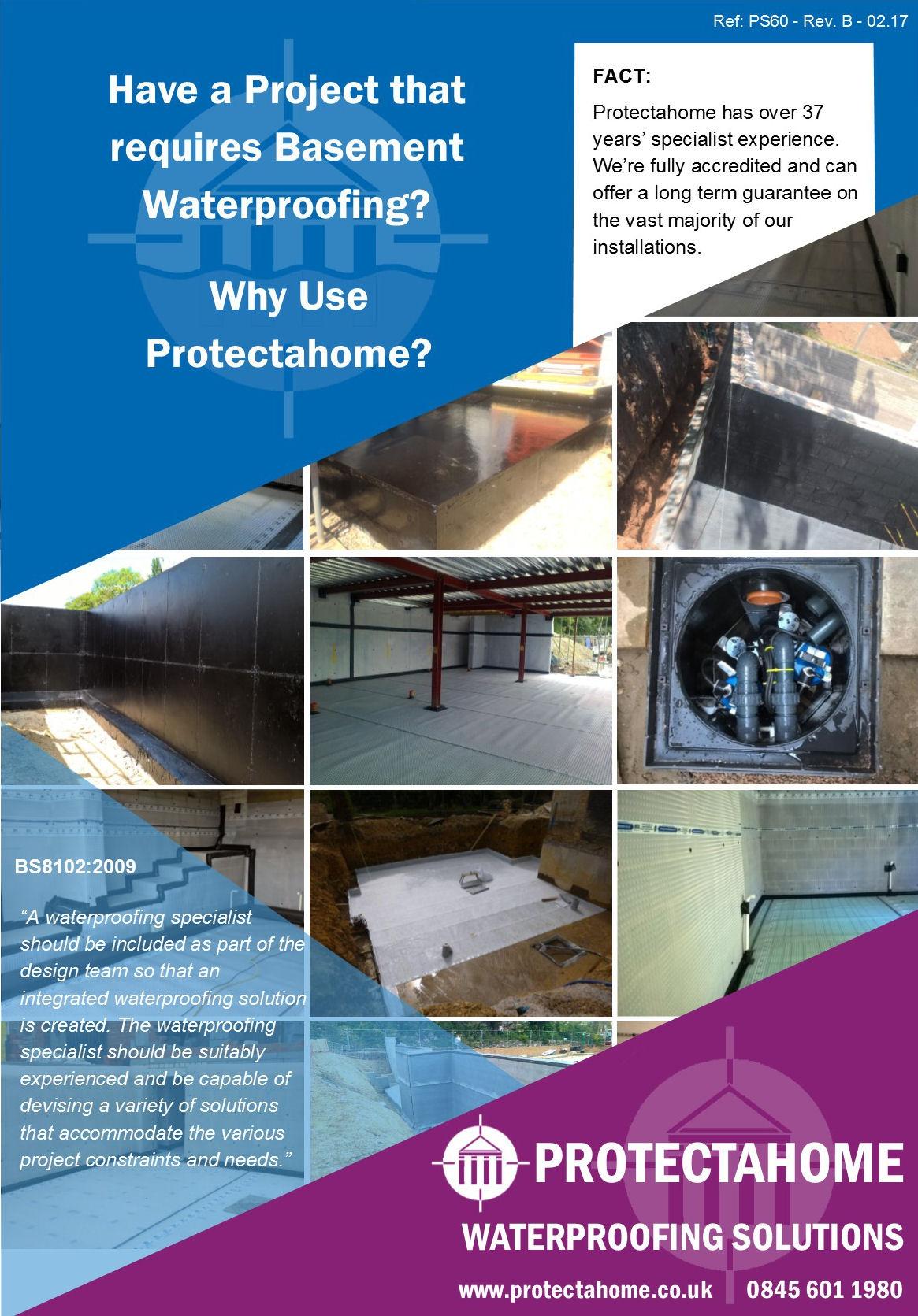 Cellar Waterproofing Specialist