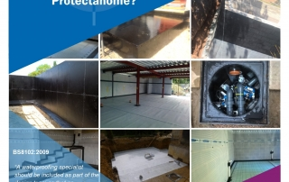 Basement Waterproofing - Why Use Protectahome