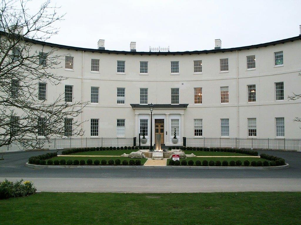 Former Hospital Conversion Completed Waterproofing Project
