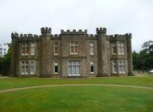 Clyne Castle, Swansea
