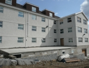 Residential Care Home - Deck Waterproofing
