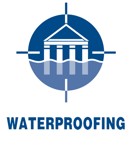 WATERPROOFING-ICON-&-TYPE-IN-BLUE