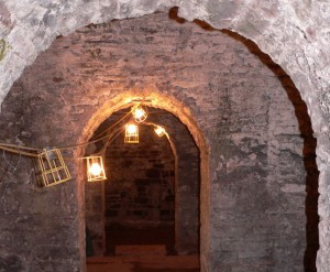 Vaulted Basement