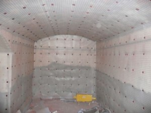 Waterproofing Vault