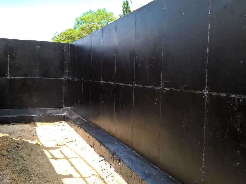 External Waterproofing Installers