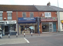 Brutons Bakers, Cardiff
