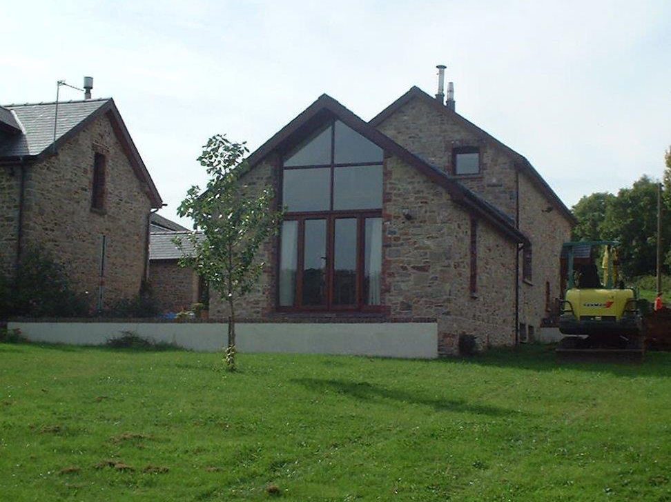 Barn Conversion Nearing Completion