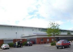 Benfield Gymnastics Centre, Newcastle