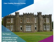 Clyne Castle Roof Timber Repairs
