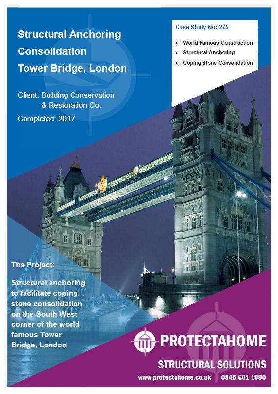 Structural Repairs London