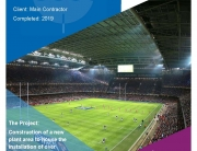 Structural Waterproofing, Principality Stadium