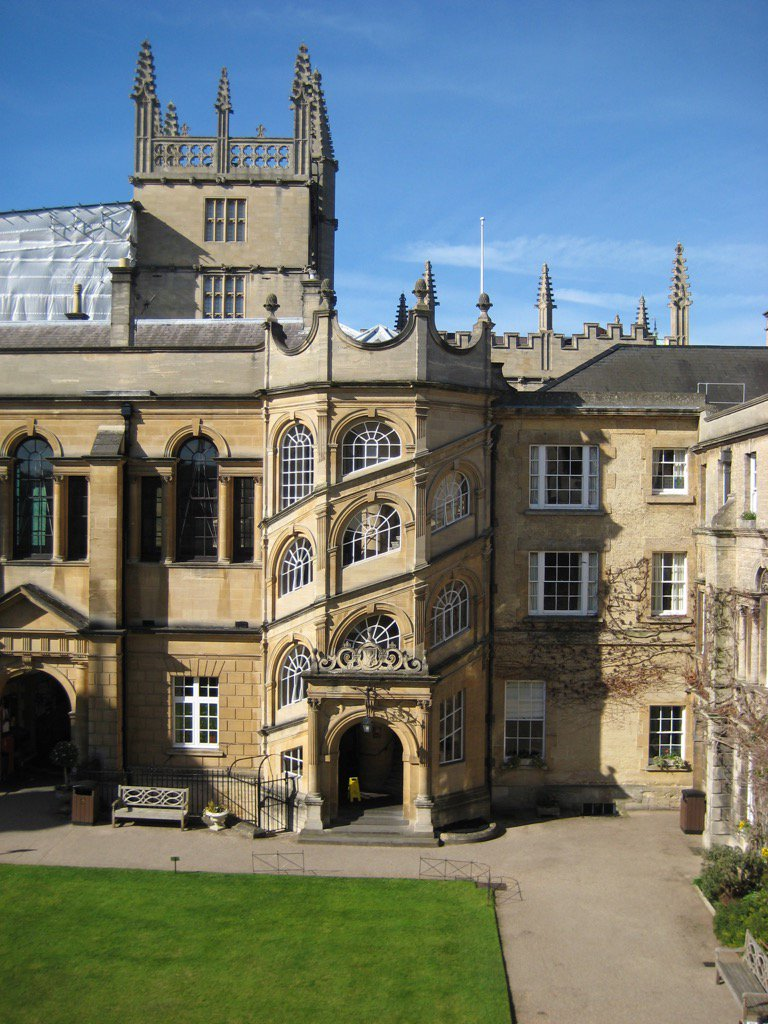 Cellar Waterproofing, Oxford University