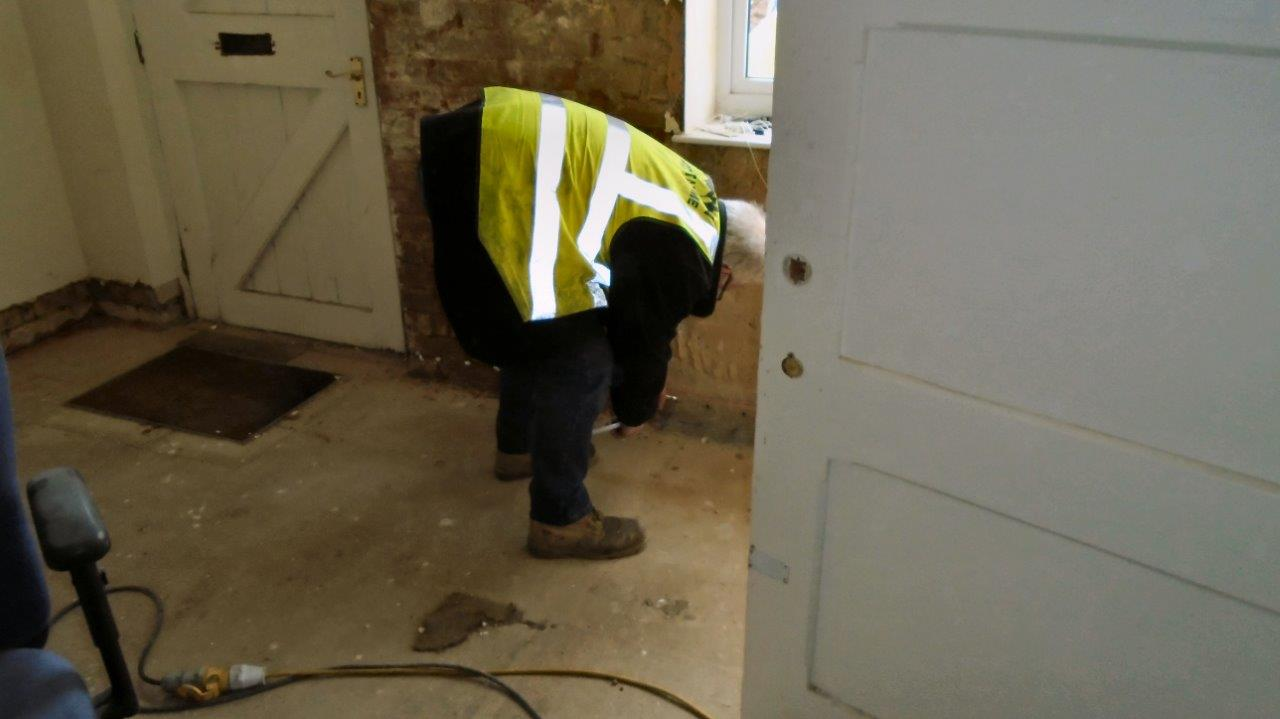 Damp Proofing Warwickshire