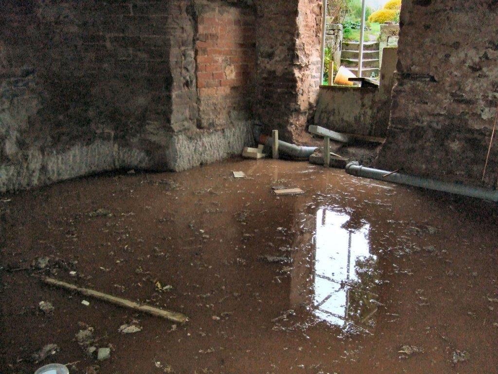 Flooded Barn - Pre-Conversion