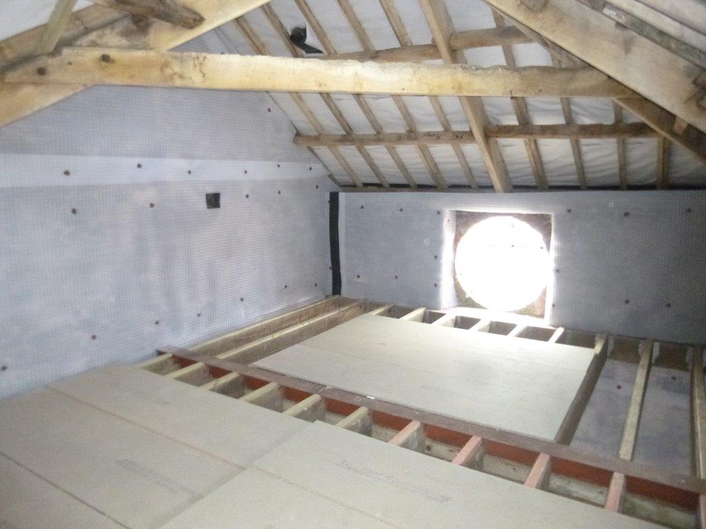 Specialist Damp Waterproofing For Barn Conversions Protectahome