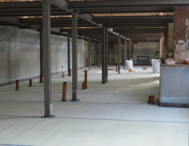 Commercial Waterproofing Specialists