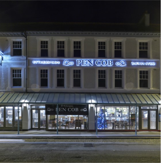 The Pen Cob, Pwllheli