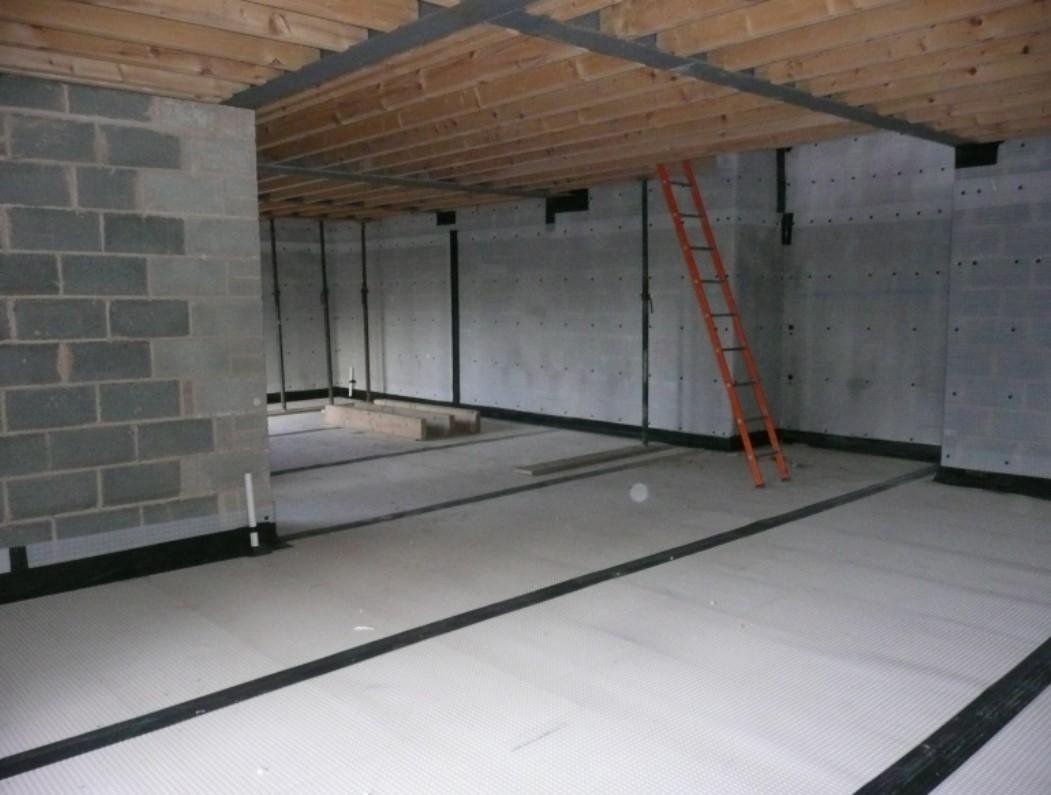 Basement Waterproofing Nottingham