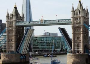 Structural Repairs, Tower Bridge, London