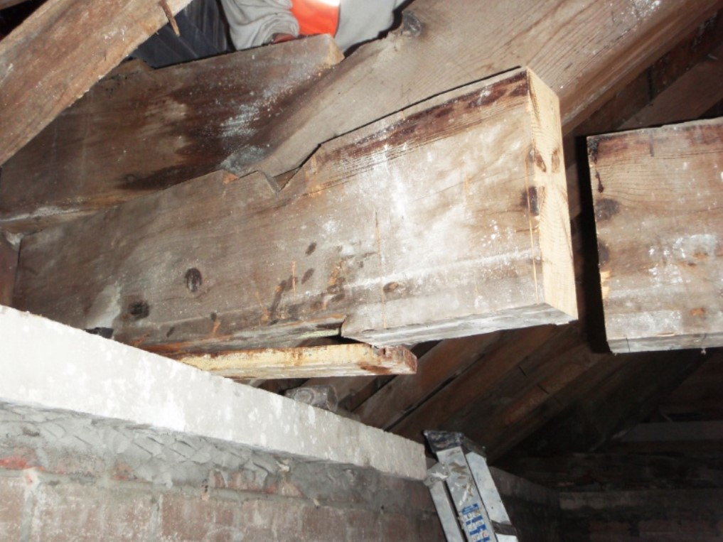Roof Timber Repairs Swansea