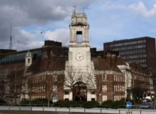 Former Central Fire Station, Lancaster Circus, Birmingham