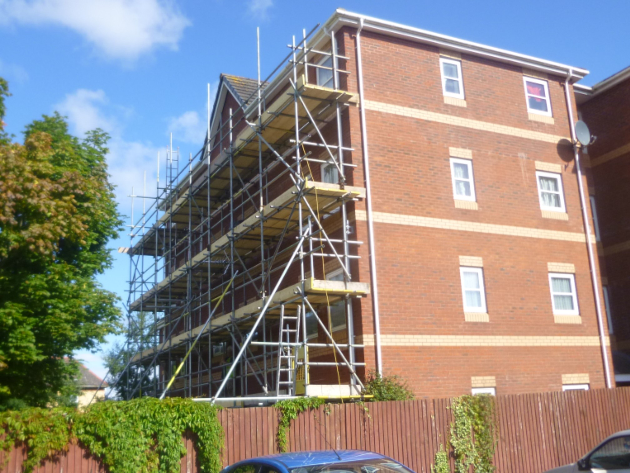Structural Repairs, Cardiff
