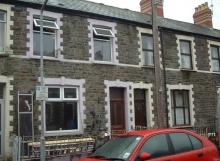 Structural Repairs at Bertram Street, Cardiff