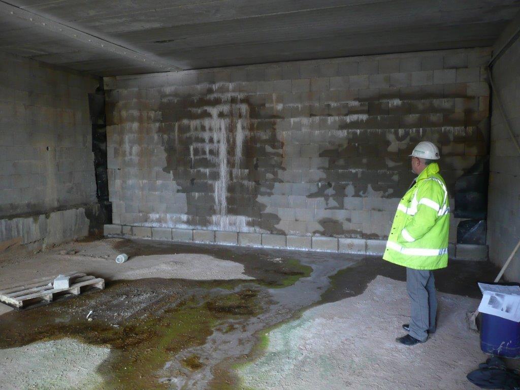 Basement Waterproofing - Protectahome - Specialist Design