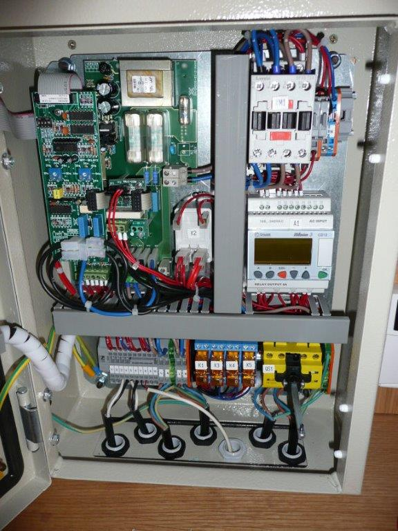 Sump and Pump Control Panel