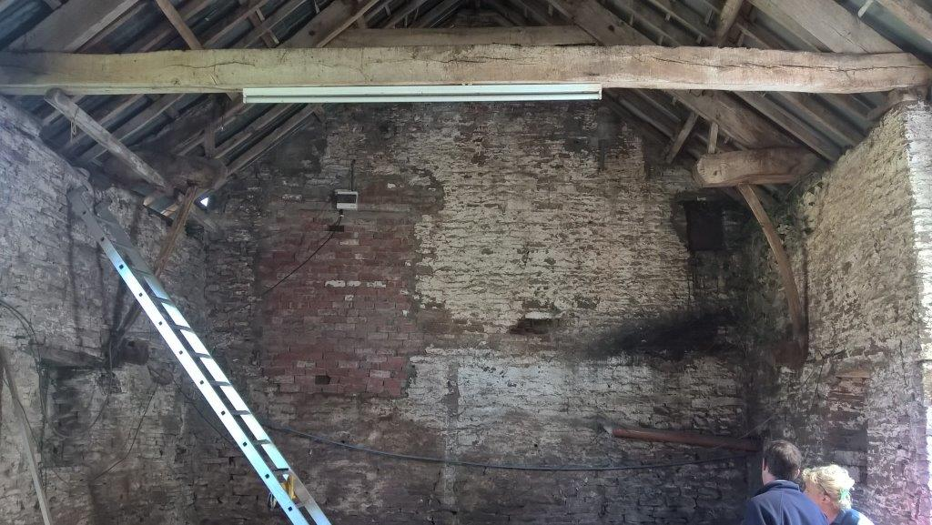 Barn Conversion Waterproofing