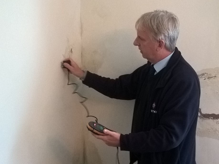 Protectahome are able to provide the correct diagnosis for a wide range of damp issues.