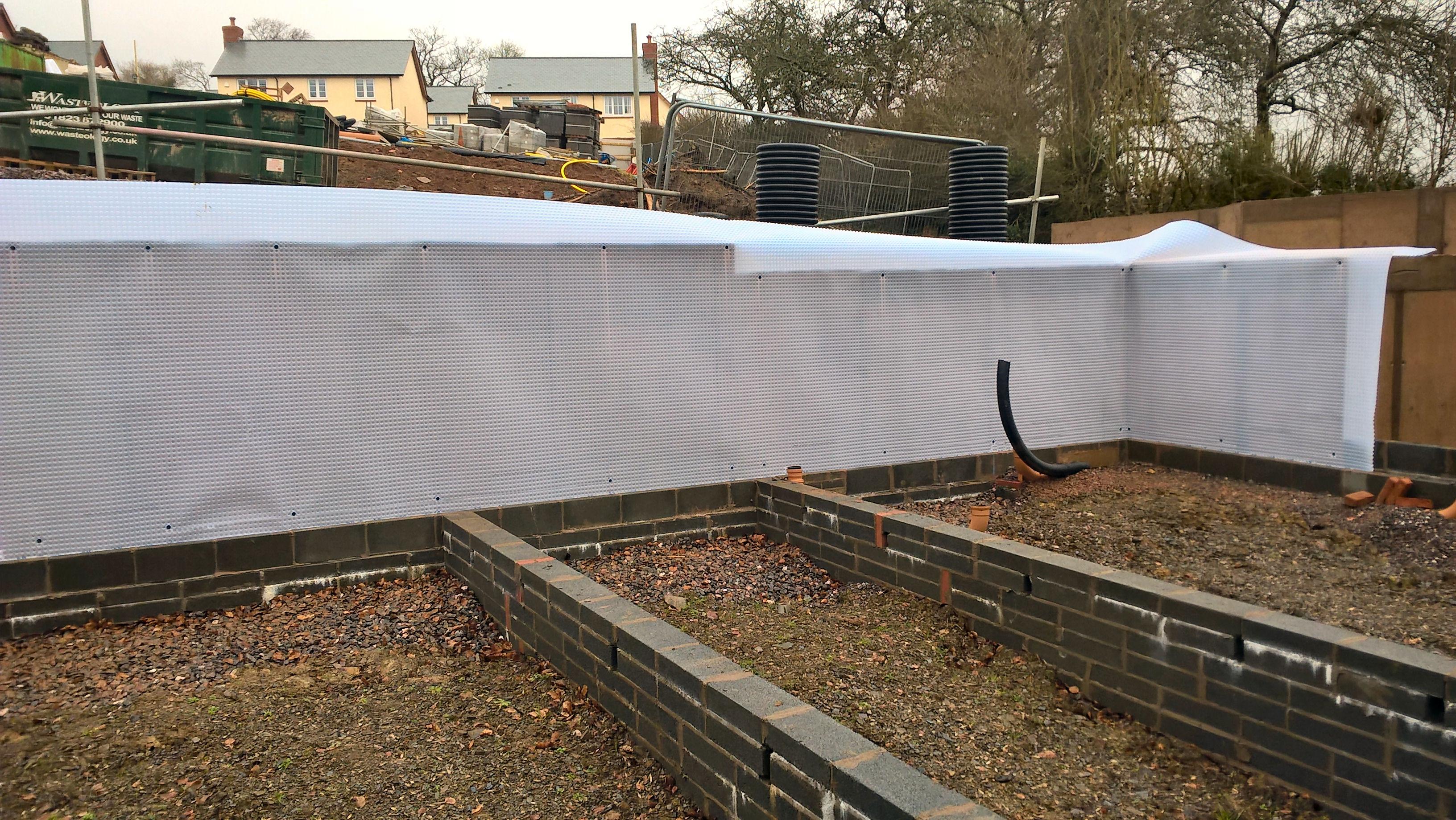 Basement Waterproofing Devon