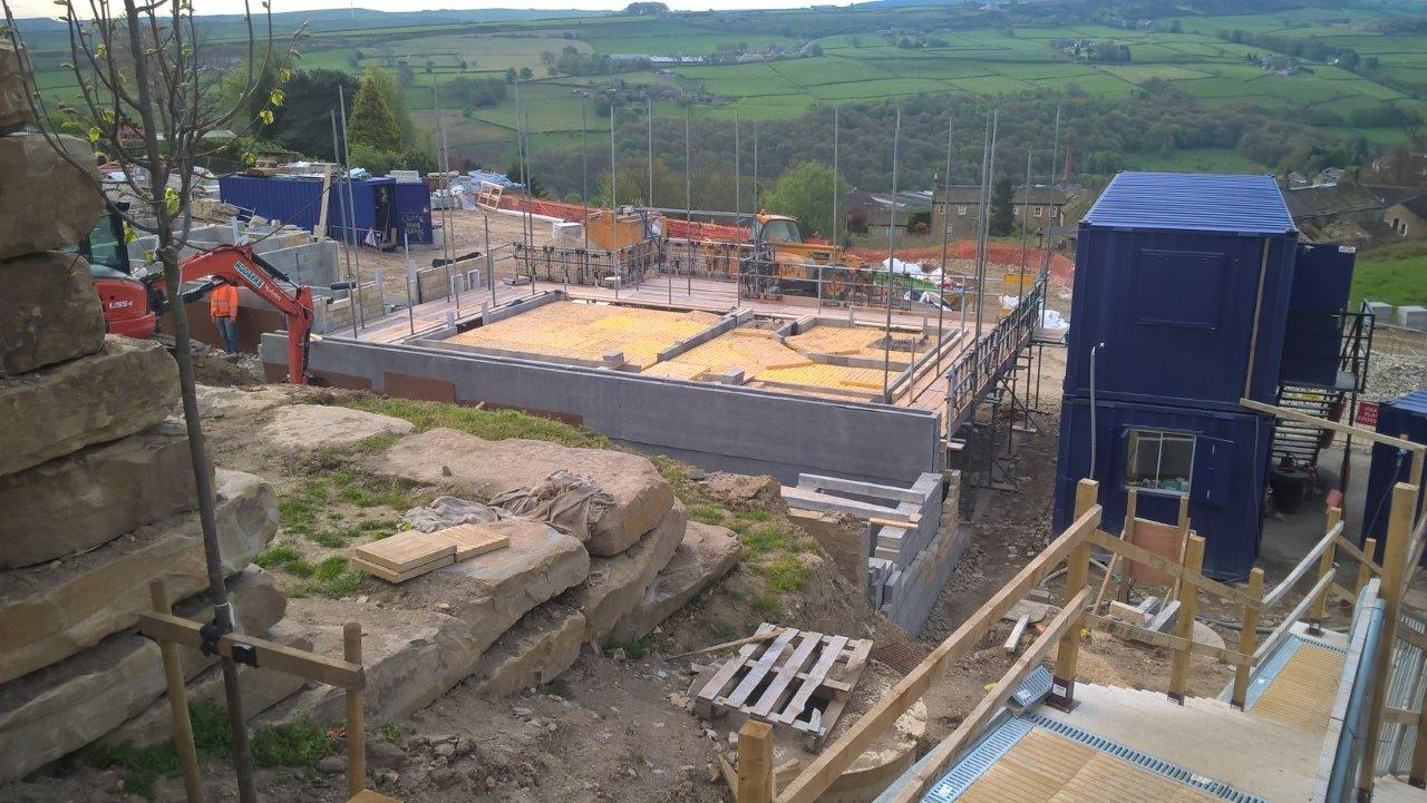 Basement Waterproofing Yorkshire