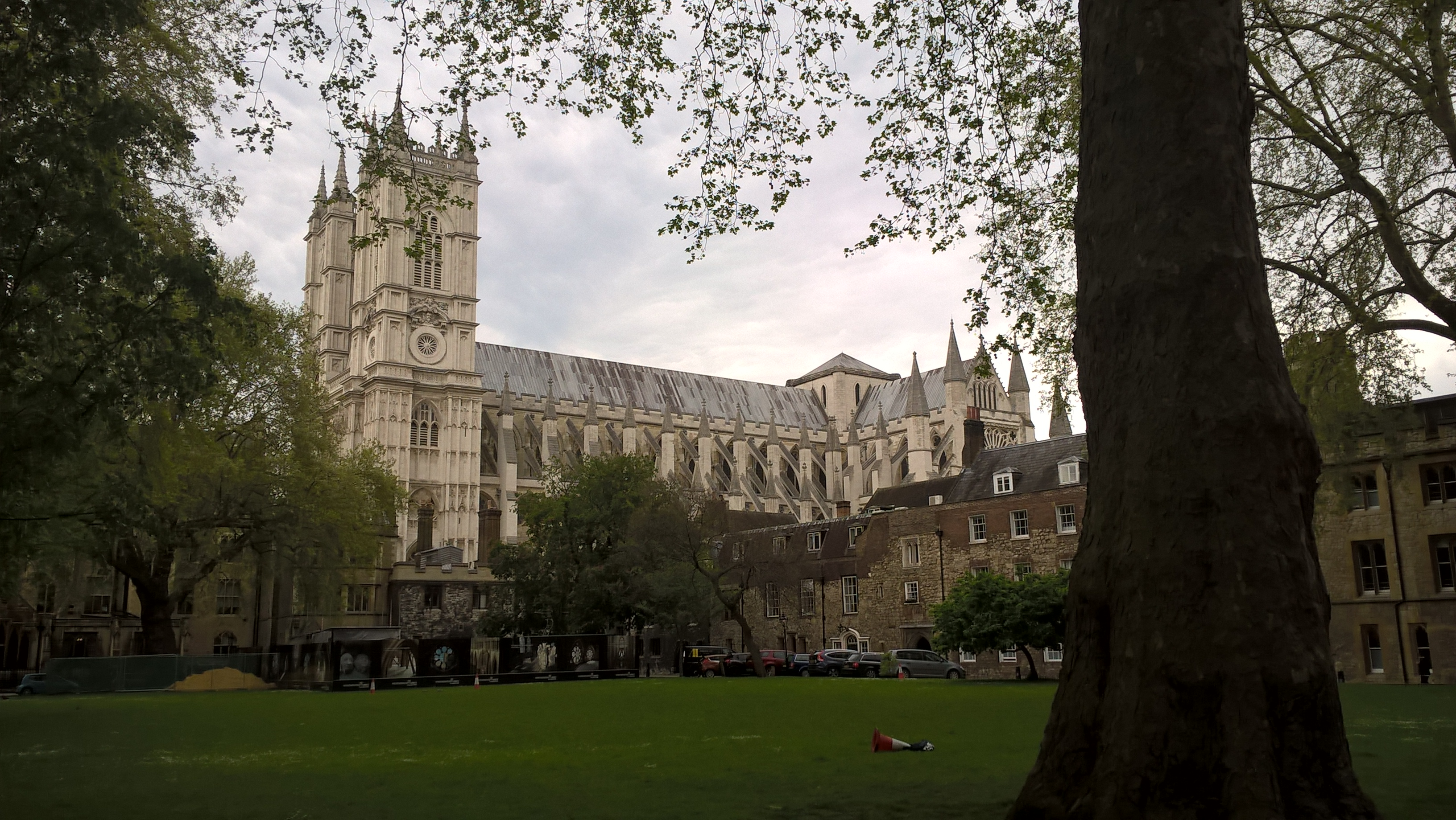 Structural Repairs, Westminster Abbey