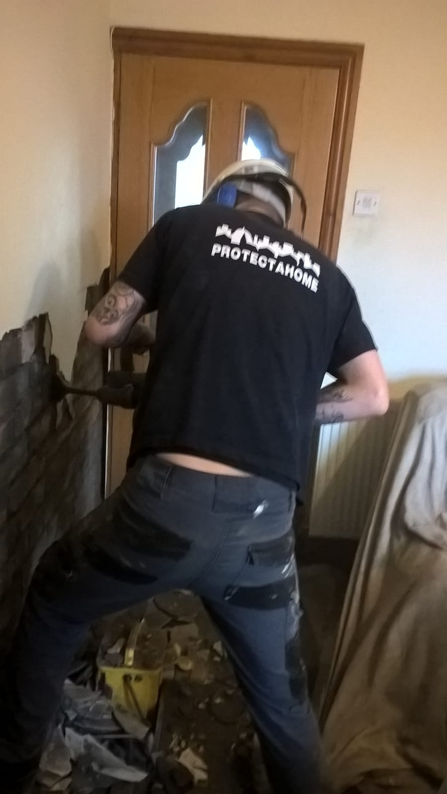 Protectahome Damp Proofing