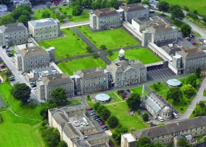 Former Royal Naval Hospital in Plymouth