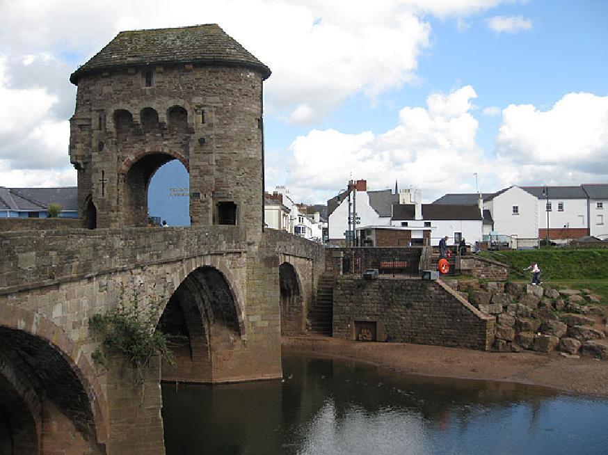 Monnow Bridge, Monmouth