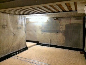 Cavity Drain Membrane (Type C Protection) Installation to Domestic Property.